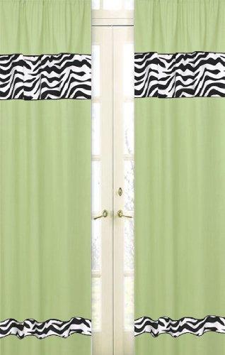 Zebra Print Accessories For Bedroom front-220497