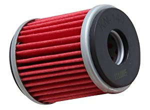K&N KN-140 Yamaha High Performance Oil Filter from K&N Engineering