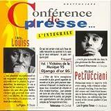 Conference De Presse Vol 1 and