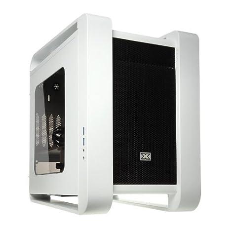 Xigmatek Aquila Micro-ATX Boîtier PC sans alimentation Blanc Window