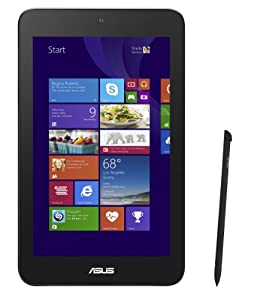ASUS M80TA VivoTab 8-inch Tablet (Intel Atom Z3740 1.8GHz, 2GB RAM, 64GB SSD, WLAN, BT, Webcam, Windows 8.1 Professional)