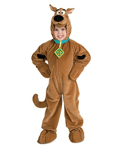 Scooby - Doo Child's Deluxe Scooby Costume