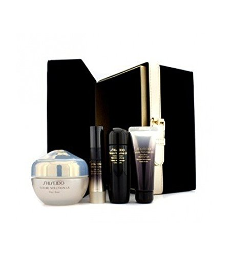Shiseido-Future Solution Lx Eye and Lip Contour Regenerating Cream Gift-Set