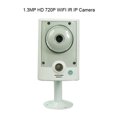 1.3Mp Hd Wifi Ir Ip70 Camera Baby Monitor front-221662