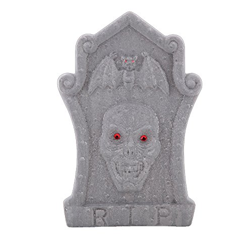 Keral Scary Holloween Decoration Horror Props Tombstone