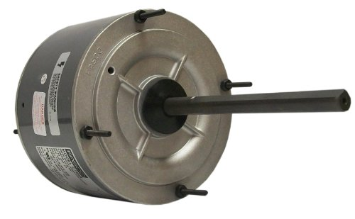 Fasco D7908 5.6-Inch Condenser Fan Motor, 1/3 Hp, 208-230 Volts, 1075 Rpm, 1 Speed, 2.6 Amps, Totally Enclosed, Reversible Rotation, Ball Bearing