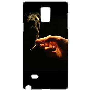 a AND b Designer Printed Mobile Back Cover / Back Case For Samsung Galaxy Note 4 (SG_N4_3D_1870)
