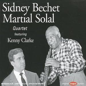 Sidney Bechet/Martial Solal Quartet Ft Kenny Clarke