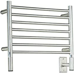 Amba HSP-20 20-1/2-Inch x 18-Inch Straight Towel Warmer, Polished by Jeeves