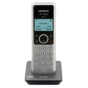 t home sinus 103 plus 1 schnurlos telefon mit mobilteil. Black Bedroom Furniture Sets. Home Design Ideas