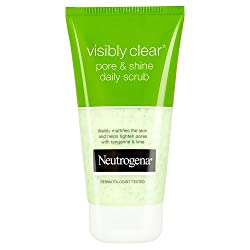 Neutrogena Visibly Clear Pore & Shine Daily Scrub (150ml)
