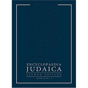 Amazon.com: Encyclopedia Judaica 22 Volume Set (9780028659282 ...
