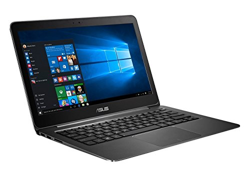 "Asus Zenbook UX305LA-FB011T Ultrabook 13.3"" QHD Noir (Intel Core i7, 8 Go de RAM, SSD 256 Go, Windows 10, Garantie 2 ans)"