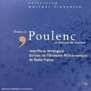 Poulenc - Intégrale de la musique de chambre