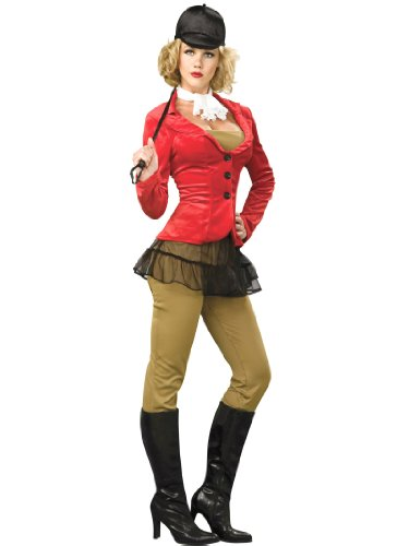 Equestrienne Costume Horse Rider Jockey Mount Womens Theatrical Costume