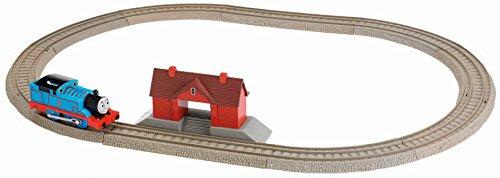 Mattel Fisher-Price R9488-0 - Thomas & seine Freunde Bahn-Spielset