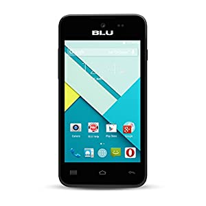 BLU Advance 4.0L Unlocked Smartphone -US GSM - Black