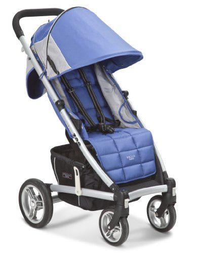 Lightweight Newborn Stroller back-990992
