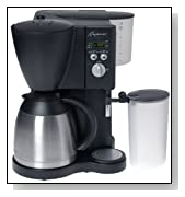 Capresso 10-Cup Coffee/Cappuccino Makers