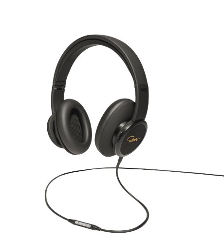 Rza Premium Black Headphones