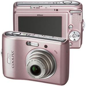 Nikon Coolpix L15 is the Best Cheap Pink Digital Camera for Low Light Photos