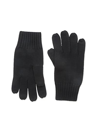 Portolano Men's Touch-Tech Wool Gloves