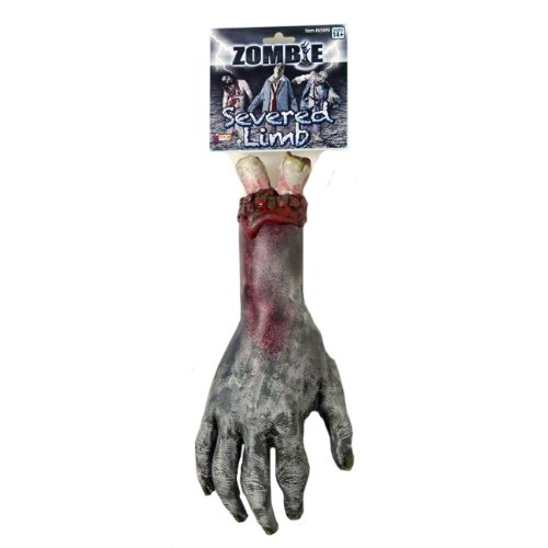 Zombie Severed Hand Prop