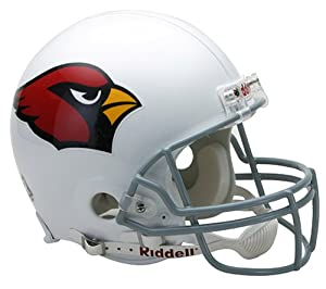 Riddell Arizona Cardinals Proline Authentic Football Helmet by Riddell