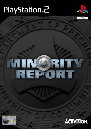 Minority Report  (PS2)