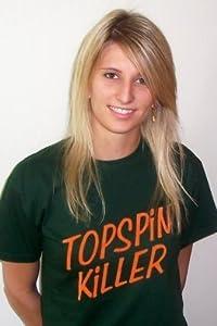 T-Shirt, Fun-Shirt, Kult-Shirt für Tischtennisfreunde mit Beschriftung