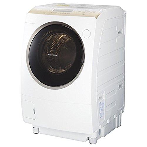 東芝 9.0kg ドラム式洗濯乾燥機【左開き】グランホワイトTOSHIBA マジックドラム ピコイオン TW-Z96V2ML-W