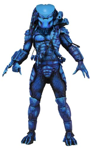 "Neca Predator - Classic Video Game - 7"" Scale Action Figure front-12055"