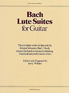 Lute Suites For Guitar Classical Guitar from Music Sales