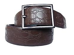 Pranjali Leather Men's Belt 011