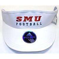 Southern Methodist University Mustangs Adidas Sun Visor - Osfa - W679Z