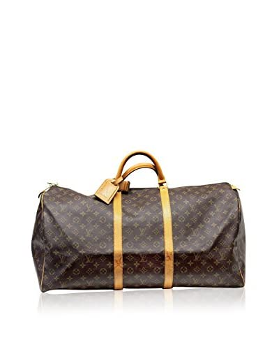 Louis Vuitton Monogram Keepall 50, Brown Monogram
