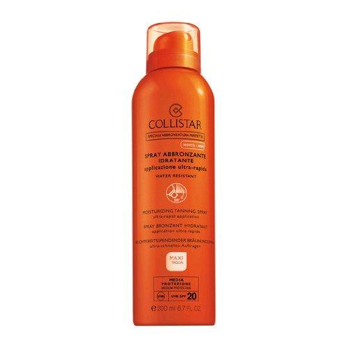Collistar Speciale Abbronzatura Perfetta Spray Abbronzante Idratante Applicazione Ultra-Rapida Spf 20 200 ml