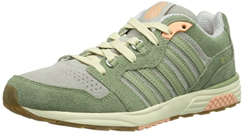 K-Swiss Women's SI-18 Rannell 2 Sneaker,Canteen/Peach Nectar/Antique White,11 M US