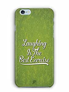 YuBingo Laughing is the Best Exercise Designer Mobile Case Back Cover for Apple iPhone 6S Plus