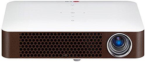LG PW700.AEU - Proyector LED HD de 700 lúmenes, 3D DLP Link, color blanco