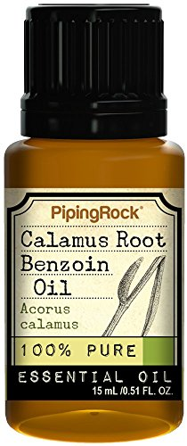 Calamus Root Benzoin Essential Oil 1/2 oz (15 ml) 100% Pure -Therapeutic Grade