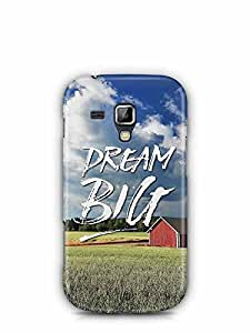 YuBingo Dream BIG Designer Mobile Case Back Cover for Samsung Galaxy S Duos 2