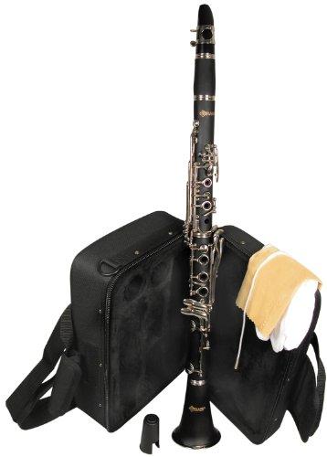 Mirage TTC50WA Bb Woodgrain Clarinet with Case
