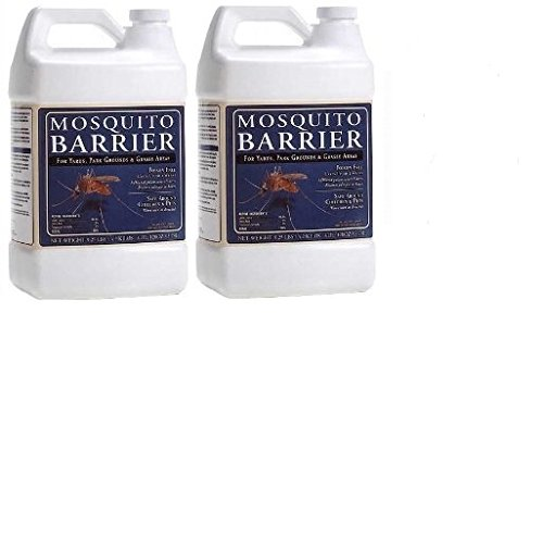 Mosquito barrier mosquito repellent 1 gallon mosquito for Mosquito dunks amazon
