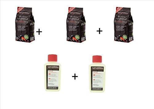 lotus-grill-kit-carbonella-di-faggio-piccola-3x-1kg-2-confezione-gell-per-accensione-originale-lotus