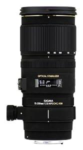 Sigma 70-200mm f/2.8 APO EX DG HSM OS FLD Large Aperture Telephoto Zoom Lens