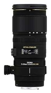 SIGMA 望遠ズームレンズ APO 70-200mm F2.8 EX DG OS HSM ニコン用 フルサイズ対応 589554