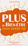Plus de bien-tre dans votre vie