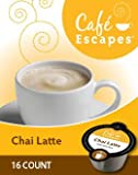 Cafe Escapes Chai Latte Vue Portion Pack, 16 Count