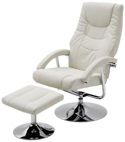 Moderner-Relaxsessel-Florida-Bezug-Kunstleder-wei-Gestell-Chrom-Mae-in-BHT-ca-65x70x103-cm